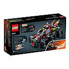 Lego Technic БУМ! Зеленый гоночный автомобиль 42072, фото 2