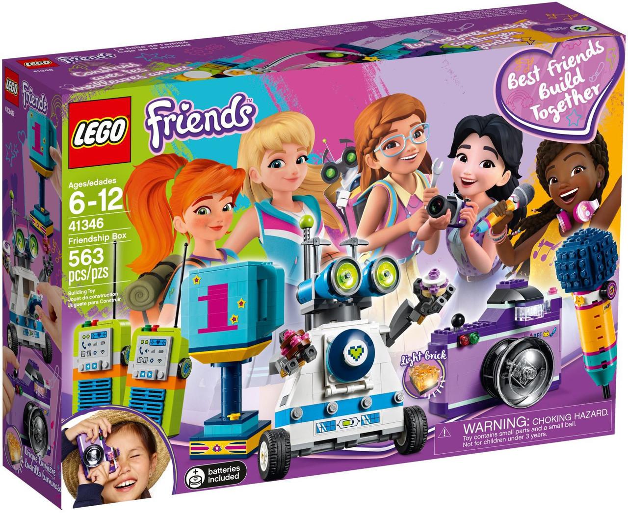 Lego Friends Шкатулка дружбы 41346
