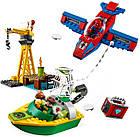 Lego Super Heroes Похищение бриллиантов Доктором Осьминогом 76134, фото 4