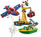 Lego Super Heroes Похищение бриллиантов Доктором Осьминогом 76134, фото 5