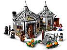 Lego Harry Potter Хижина Хагрида: спасение Клювокрыла 75947, фото 5