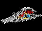 Lego Duplo Мост и железнодорожные пути 10872, фото 3