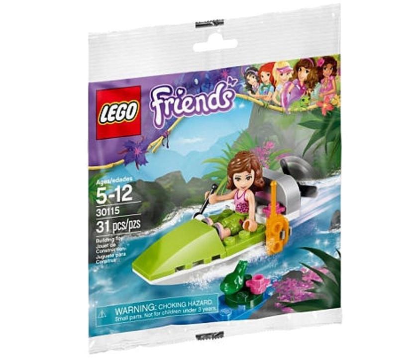 Lego Friends Катер Оливии 30115