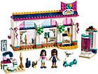 Lego Friends Магазин аксессуаров Андреа 41344, фото 3