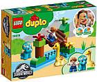 Lego Duplo Парк динозавров 10879, фото 2