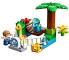 Lego Duplo Парк динозавров 10879, фото 3