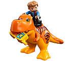 Lego Duplo Башня тираннозавра 10880, фото 7