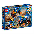 Lego City Грузовик-монстр 60180, фото 2