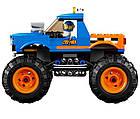 Lego City Грузовик-монстр 60180, фото 5
