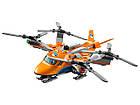 Lego City Арктическая экспедиция: Арктический вертолёт 60193, фото 4