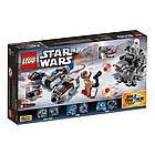 Lego Star Wars Лыжный спидер против шагохода Первого Ордена 75195, фото 2