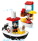 Lego Duplo Катер Микки 10881, фото 4