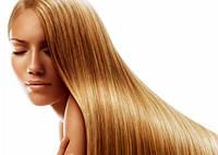 Накладные волосы. До и После