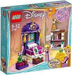 Lego Disney Princess Спальня Рапунцель в замке 41156