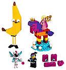 Lego Movie 2 Познакомьтесь с королевой Многоликой Прекрасной 70824, фото 3