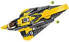 Lego Star Wars Джедайский истребитель Энакина 75214, фото 4