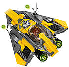 Lego Star Wars Джедайский истребитель Энакина 75214, фото 5