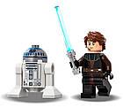 Lego Star Wars Джедайский истребитель Энакина 75214, фото 6