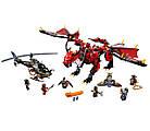 Lego Ninjago Первый страж 70653, фото 3