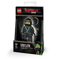 Брелок-фонарик Лего Ниндзяго Муви Ния светодиодный LGL-KE108N