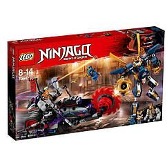 Lego Ninjago Киллоу против Самурая X 70642