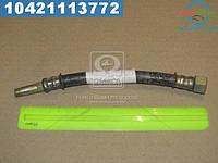 ⭐⭐⭐⭐⭐ Шланг подкачки колеса ЗИЛ 131 236 мм (М16х1,5 КГ1/8) внутрений (производство  Украина)  131-4224170-А