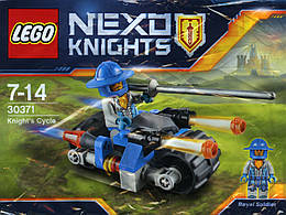 Lego Nexo Knights Мотоцикл рыцаря 30371