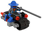 Lego Nexo Knights Мотоцикл рыцаря 30371, фото 4