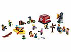 Lego City Набор минифигурок Любители активного отдыха 60202, фото 3