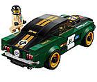 Lego Speed Champions 1968 Форд Мустанг Фастбэк 75884, фото 6