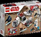 Lego Star Wars Боевой набор джедаев и клонов-пехотинцев 75206, фото 2