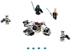 Lego Star Wars Боевой набор джедаев и клонов-пехотинцев 75206, фото 3
