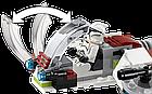 Lego Star Wars Боевой набор джедаев и клонов-пехотинцев 75206, фото 7