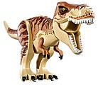 Lego Jurassic World Транспорт для перевозки Тираннозавра 75933, фото 9