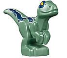Lego Jurassic World Транспорт для перевозки Тираннозавра 75933, фото 10