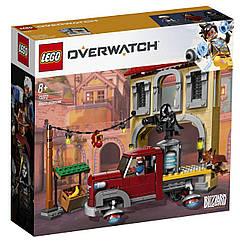 Lego Overwatch Противоборство Дорадо 75972