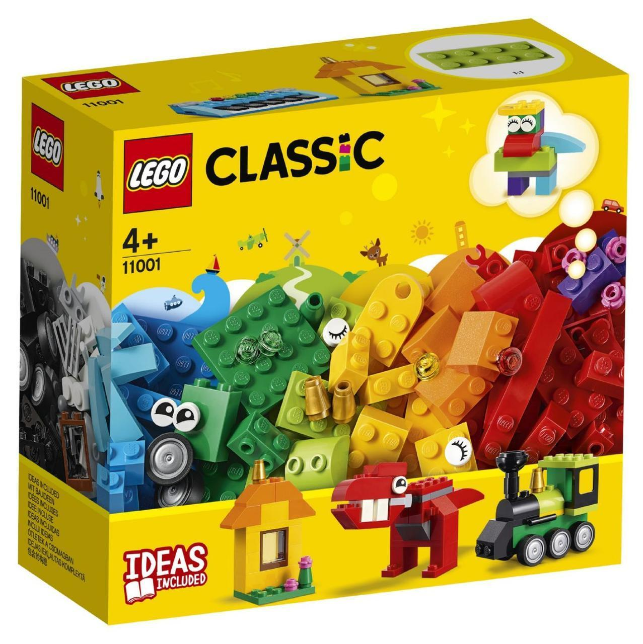 Lego Classic Модели из кубиков 11001