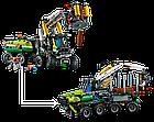 Lego Technic Лесозаготовительная машина 42080, фото 3