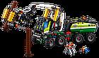 Lego Technic Лесозаготовительная машина 42080, фото 4