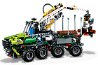 Lego Technic Лесозаготовительная машина 42080, фото 5