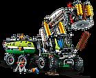 Lego Technic Лесозаготовительная машина 42080, фото 6