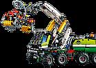 Lego Technic Лесозаготовительная машина 42080, фото 7