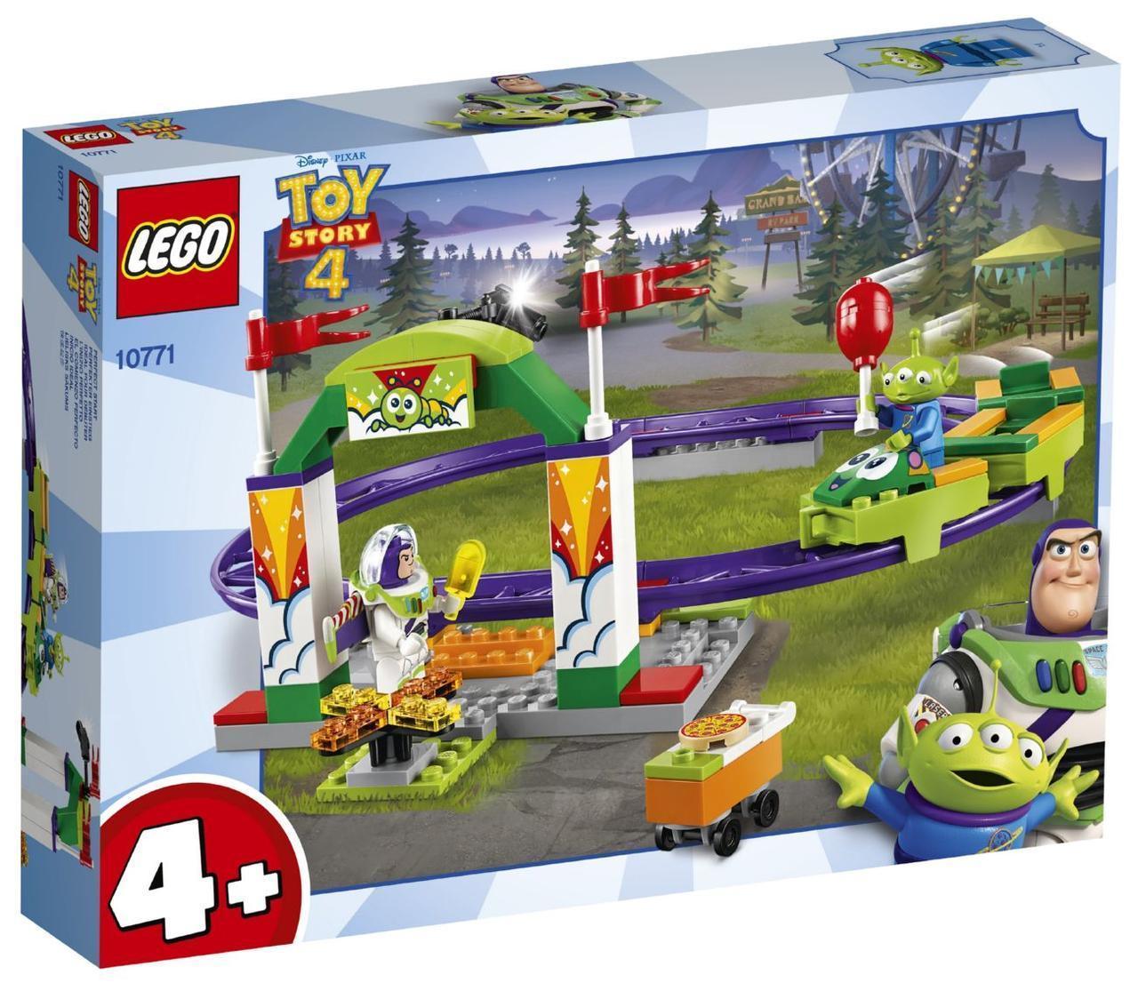 Lego Toy Story 4 Аттракцион «Паровозик» 10771