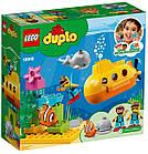 Lego Duplo Путешествие субмарины 10910, фото 2