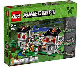 Lego Minecraft Крепость 21127