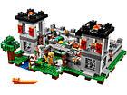 Lego Minecraft Крепость 21127, фото 3