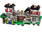 Lego Minecraft Крепость 21127, фото 4
