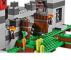 Lego Minecraft Крепость 21127, фото 6