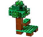 Lego Minecraft Крепость 21127, фото 10