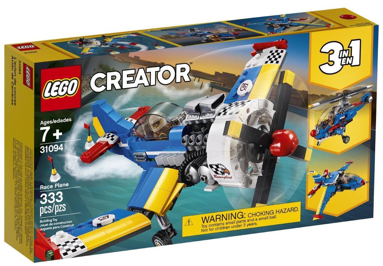 Lego Creator Гоночный самолёт 31094